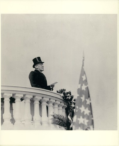 Wilson's Second Inauguration | by Woodrow Wilson Presidential Library Archives