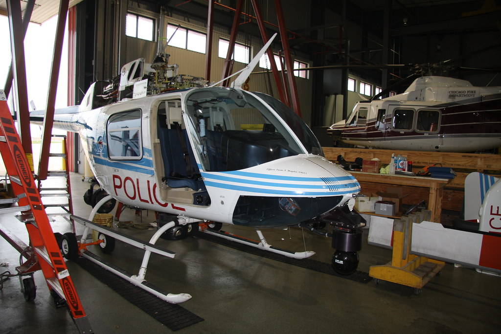 chicago aviation police