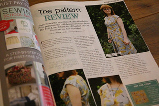 Sew Now Magazine | by English Girl at Home