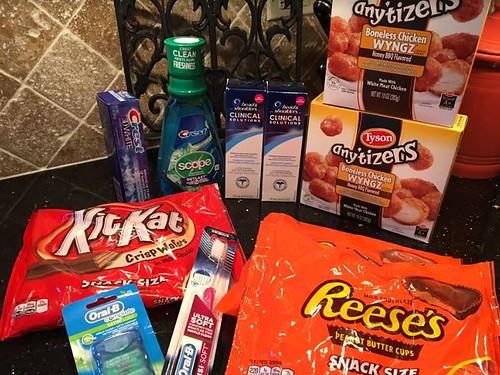 drugstore shopping February 19