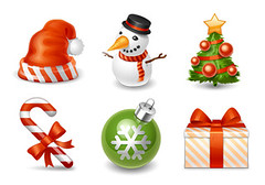 free christmas icons | by Icon Drawer