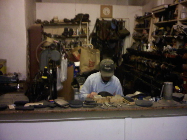 Sam S Shoe Repair Naugatuck Ct