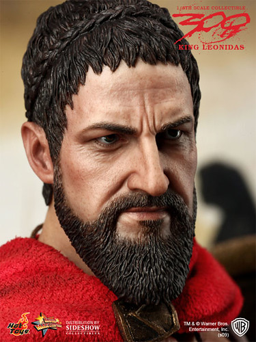 ... 300 King Leonidas 1:6 Scale Figure | by Alter Ego Comics