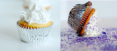 Project 365 2010, Day 9, Cupcake Wrecks | by dineanddish