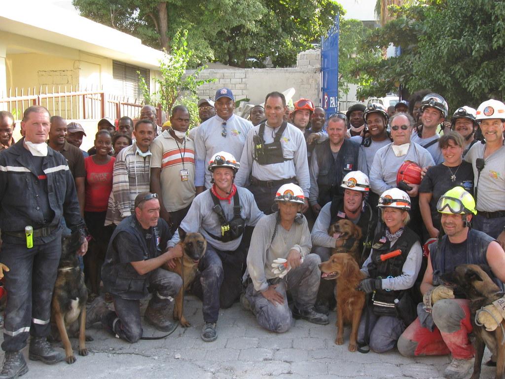 USAID Urban Search And Rescue Team Miami-Dade