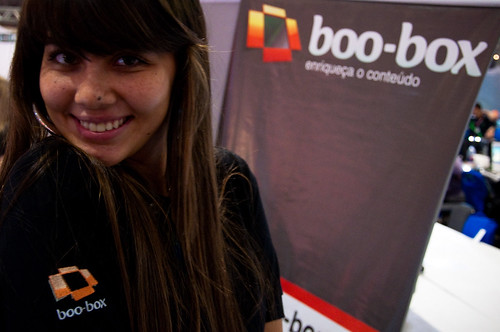 boo-box no Campus Party | by /amf