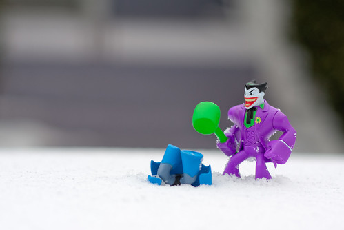 Plastic 5: Snow Smash | by kitch