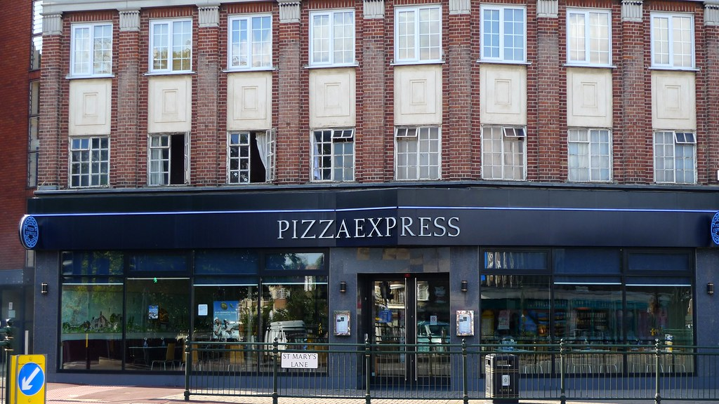 Pizza Express Losses Reached 17m Before Departure Of Chief