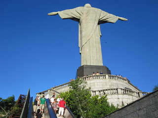 Christ the Redeemer | by veganbackpacker