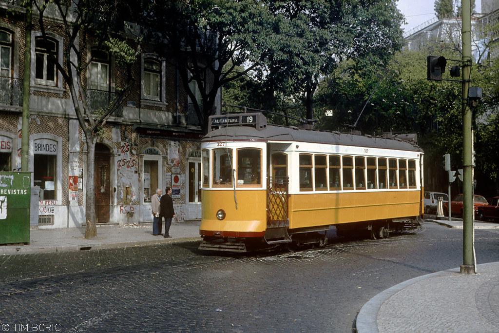 Largo Dona Estefânia, Lisboa (Tim Boric, 1981)