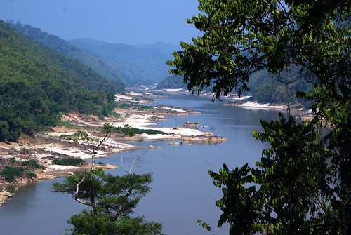 The Mekong - Northern Laos and Mayanmar | by The Hungry Cyclist