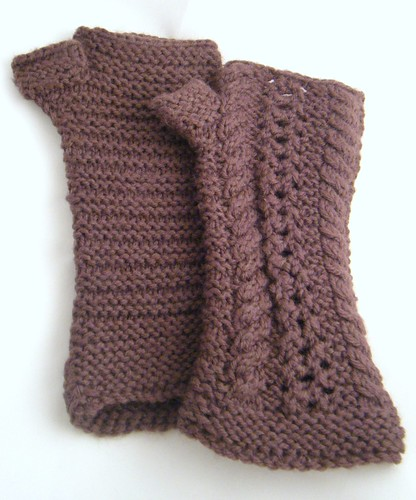 Chimera Fingerless Mitts | by sjmercure
