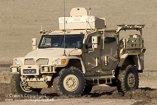 Husky Protected Support Vehicle Husky Is A New Protected