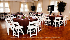 White Chair With Brown Table Cloth | Bat Mitzvah At Midtown U2026 | Flickr