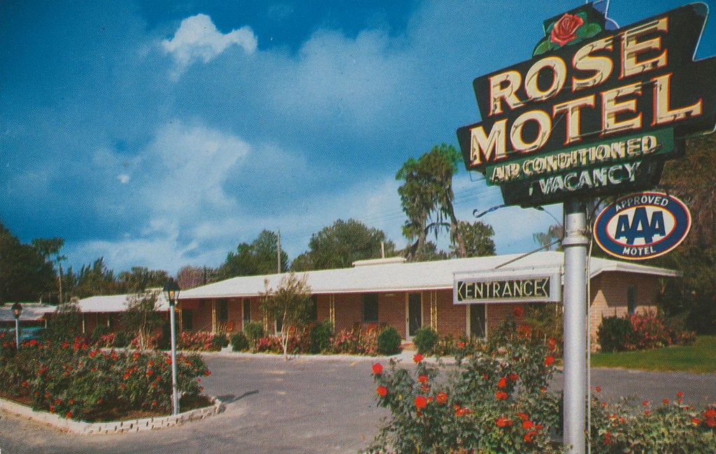 Rose Motel - Winter Haven, Florida