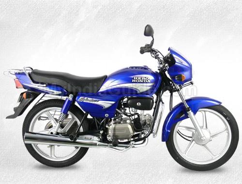 Hero Honda Splendor Plus Different Colour View 8 Hero