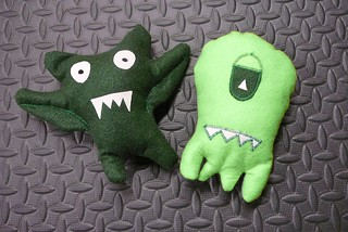 UglyDoll Set 2 | by Oceaneer99