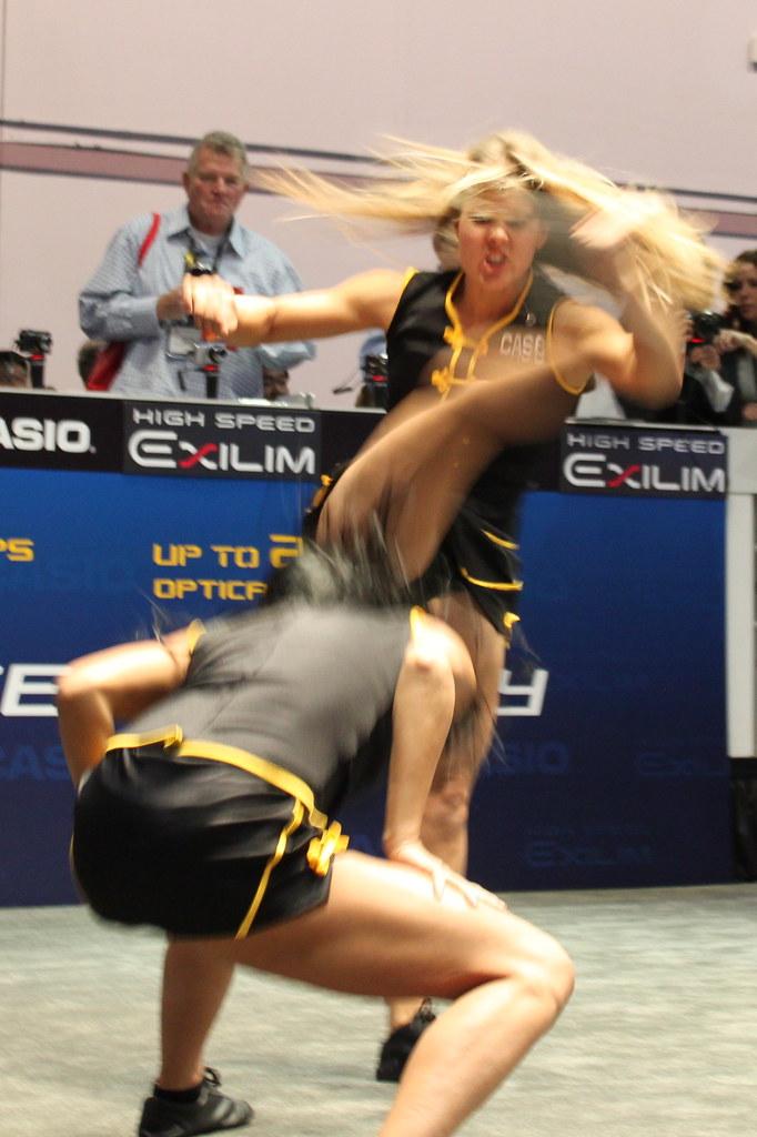 Kung fu girls 1 - 2 part 6