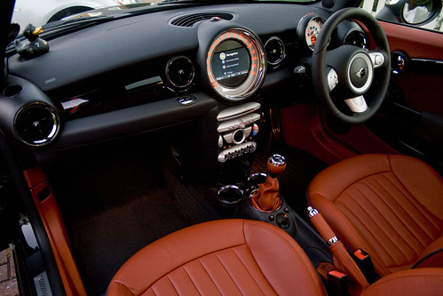 Redwood Leather Interior | by andyvenn1