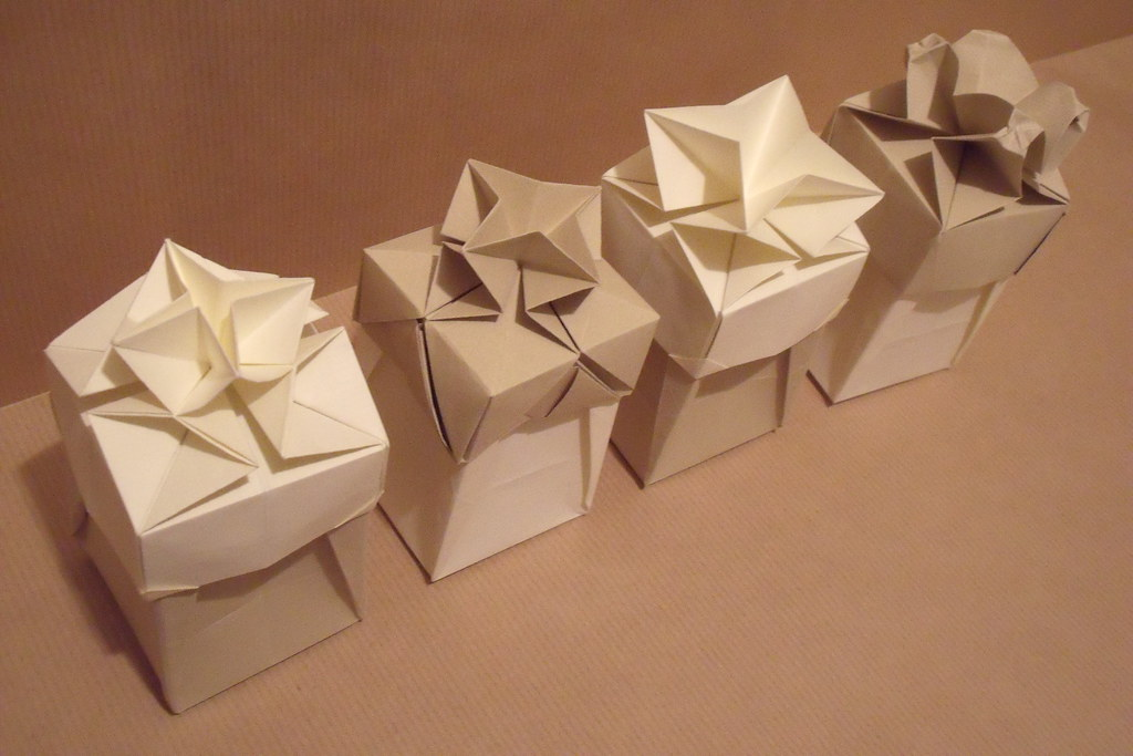 Origami Boxes Hi Everybody This Is Long And Very Very Flickr