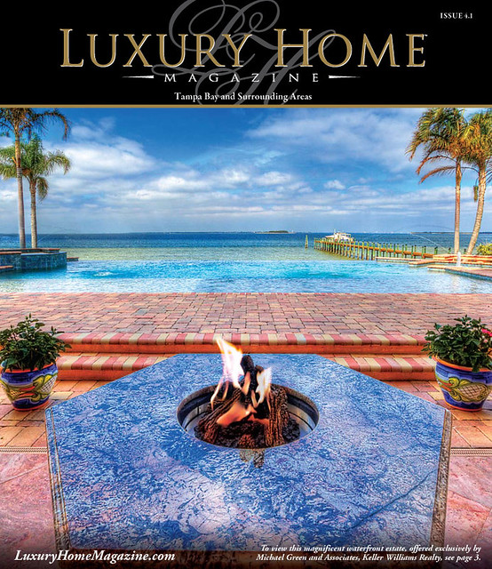 ... Luxury Home Magazine Tampa Issue 4.1 | By LuxuryHomeMag