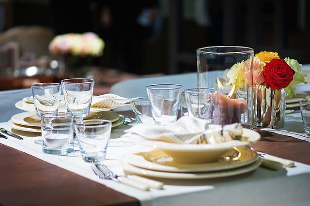 Mise en place table restaurant photographe professionnel s flickr - Mise en place table restaurant ...