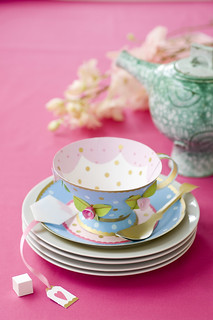 TeaCups | by vintagetown