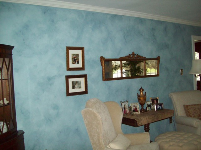 paint finish for living room cloudy faux finish custom faux finish by atkinson 18598