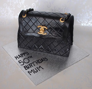 Chanel Handbag | by Creative Cakes by Clare