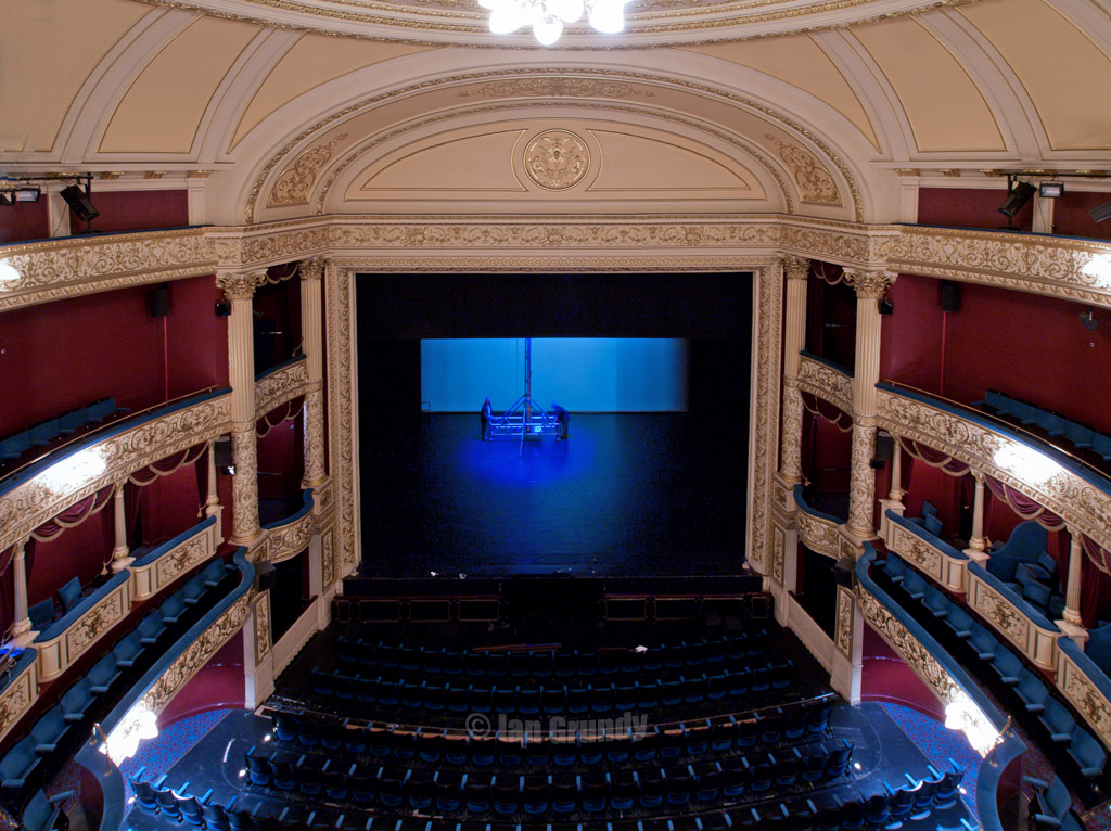Theatre Royal 3353 Theatre Royal Glasgow Designed By C