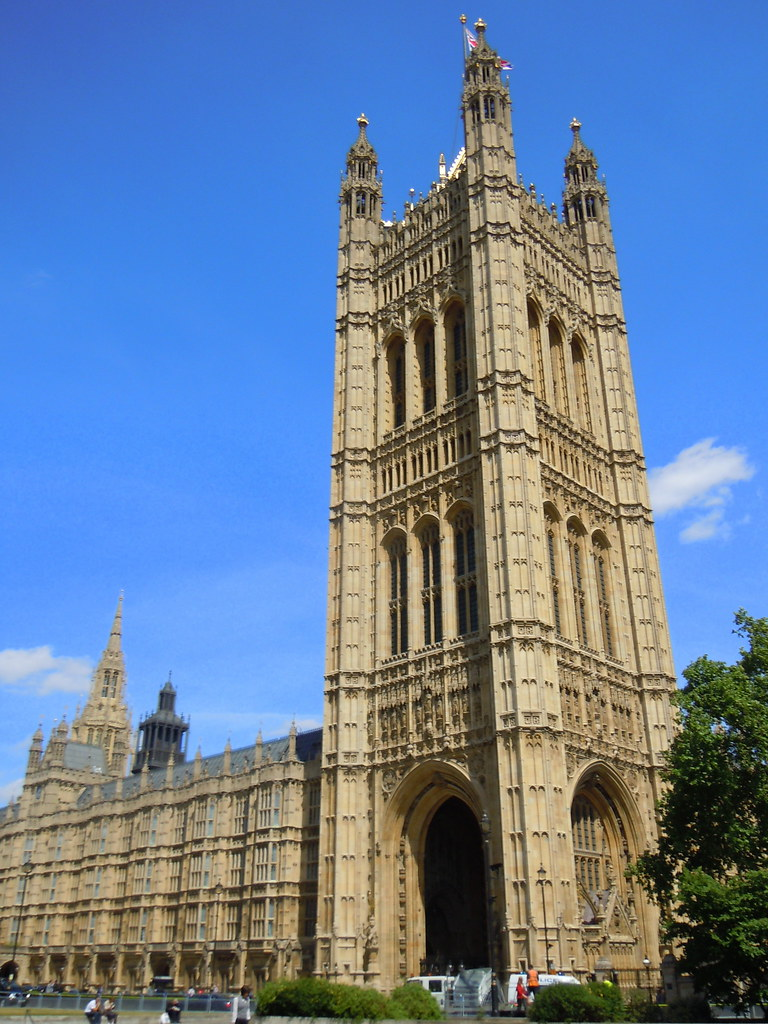 Victoria tower houses of parliament london artfuldodger1978