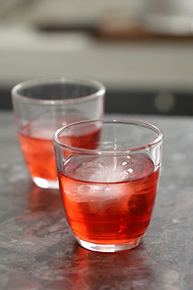strawberry vodka | by David Lebovitz