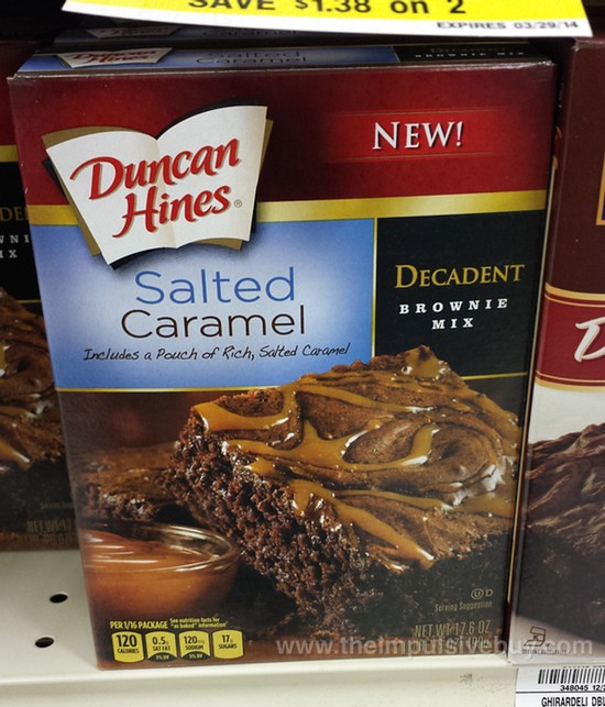 Duncan Hines Decadent Carrot Cake Muffins