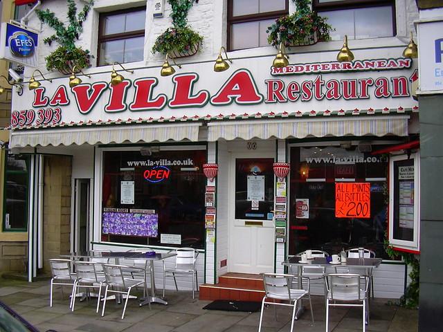 La Villa Colne Number