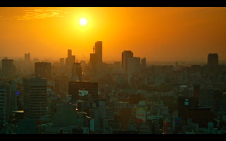 sunset at Roppongi1 | by Power of 2
