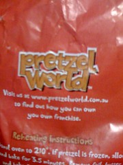 Pretzel World: where literacy is optional! | by BaSH PR0MPT