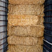 Straw Stacked