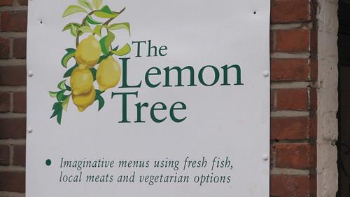 Lemon Tree Restaurant Bishop S Stortford Function Room