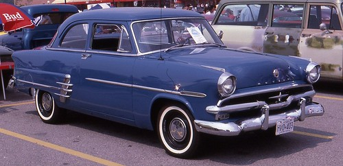 2 Door Convertible >> 1953 Meteor Customline 2 door / Canadian | Richard Spiegelman | Flickr