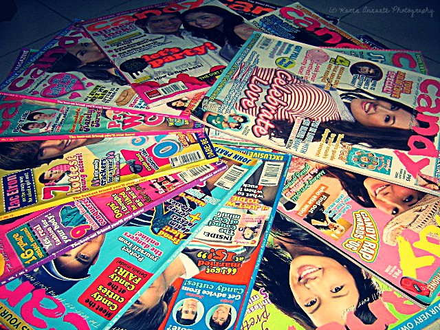 My Magazine Collection | anyonething