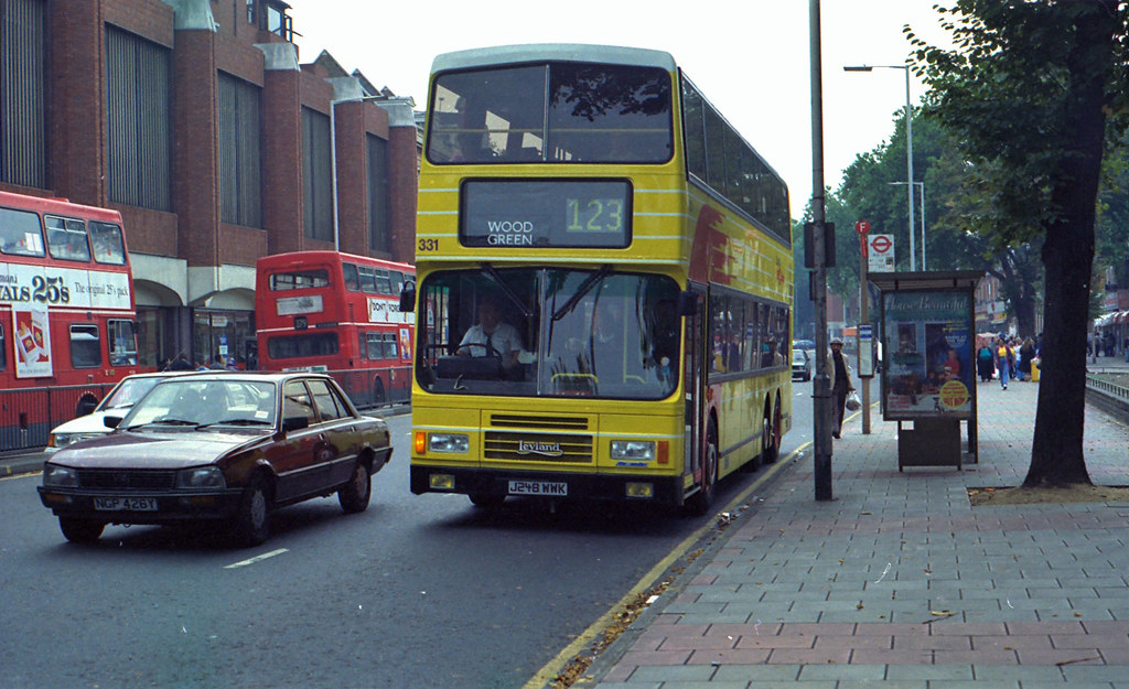London Vehicle Finder >> Capital Citybus 331 123 Seven Sisters 2 | A rather rare vehi… | Flickr