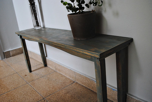Coffee Table to Bench | by satakieli