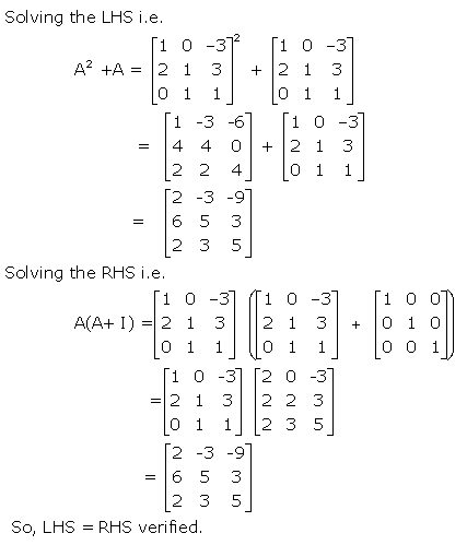 RD Sharma Class 12 Solutions Chapter 5 Algebra of Matrices Ex 5.3 Q52