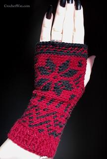 20160110 - Hand & Wrist Warmers 1