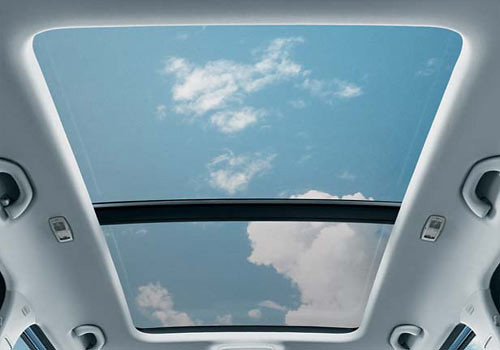 Skoda Yeti Sun Roof And Moon Roof Interior Photo Skoda