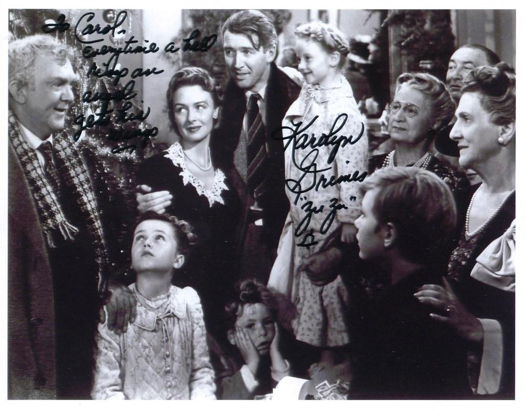 It 39 S A Wonderful Life Ending Scene Of Frank Capra 39 S Movie Flickr