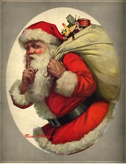 Santa 1923 | by Light Collector