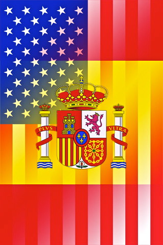 flag spain horiz US Vertical iPhone sized | Flags sized for … | Flickr