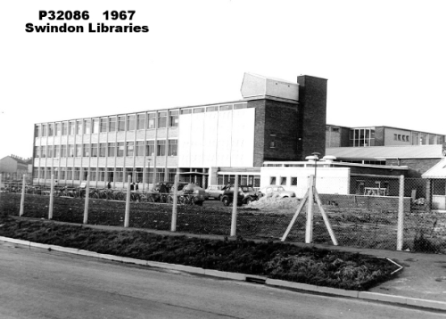 1967 park secondary school on marlowe avenue swindon - Bell gardens high school school loop ...