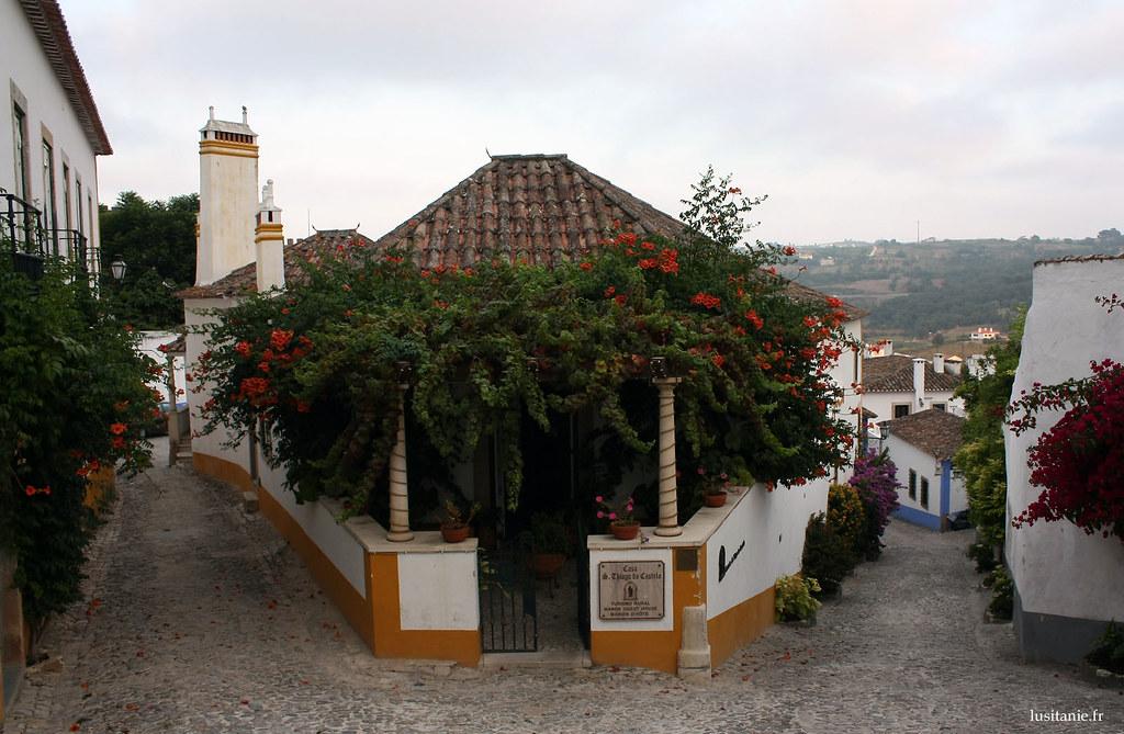 Casa São Thiago do Castelo, gîte rural.